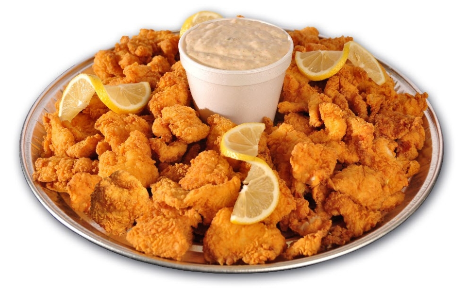 catfish-platter